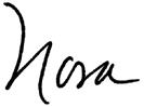 Nora's Signature